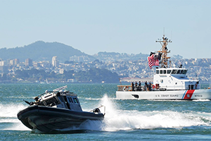 The 6th Annual Maritime Security West is going to San Diego