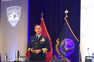 What I Saw at the Surface Navy Association Annual Symposium